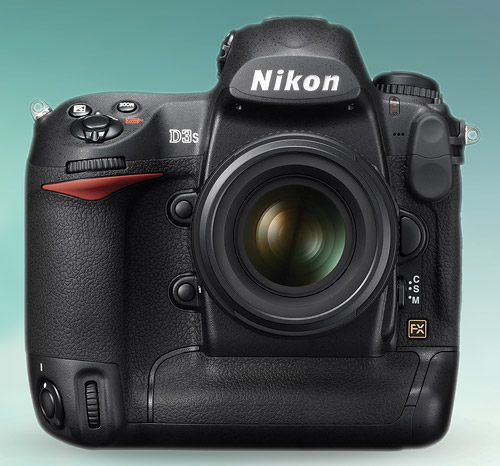 DSLRs like the Nikon D3S shoot HD video.
