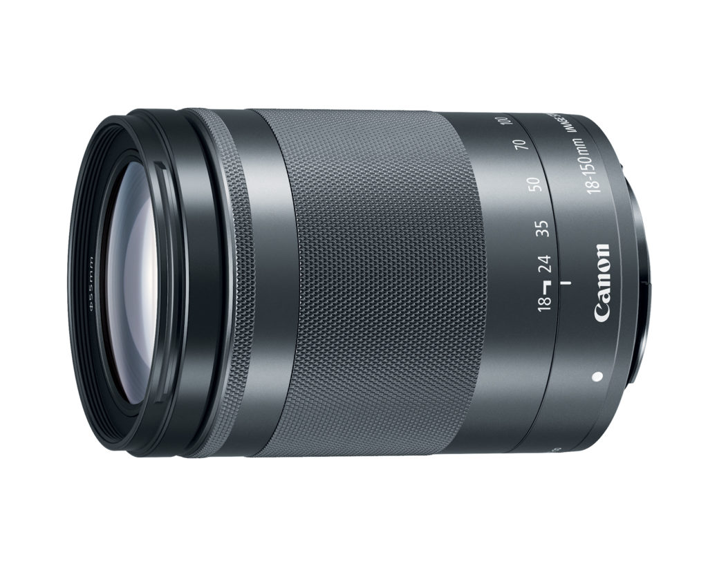 EF-M 18-150mm f/3.5-6.3 IS STM lens (Canon EOS M5)