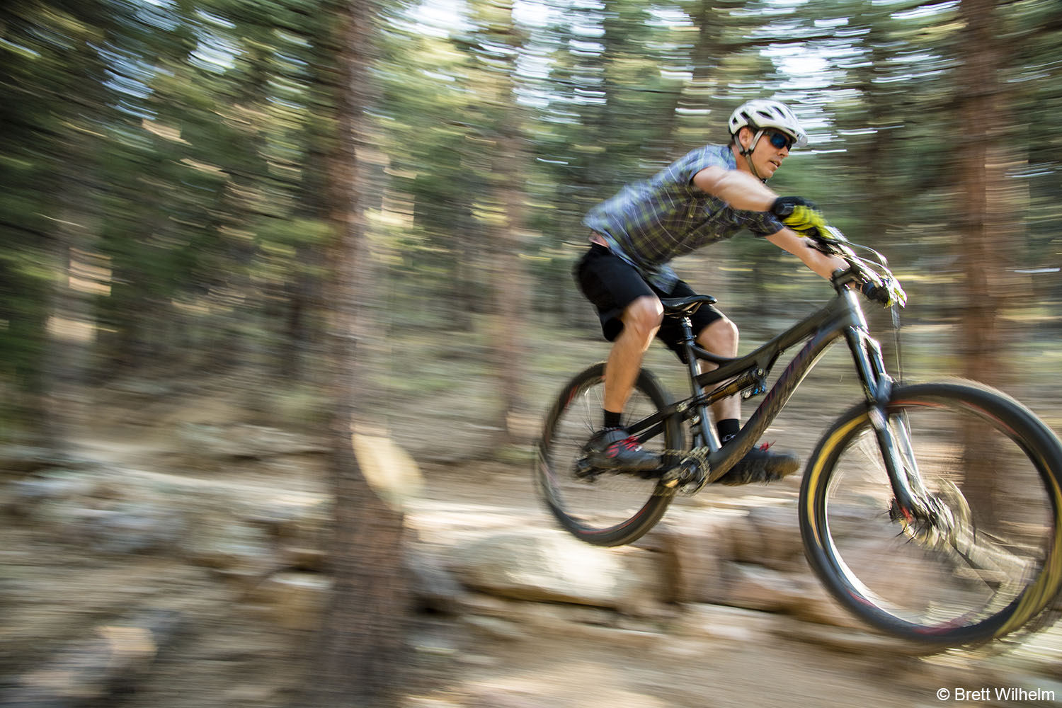 The Nikon D5 is born to capture adventure sports, and the 3D tracking is even better than the already-excellent D4s.