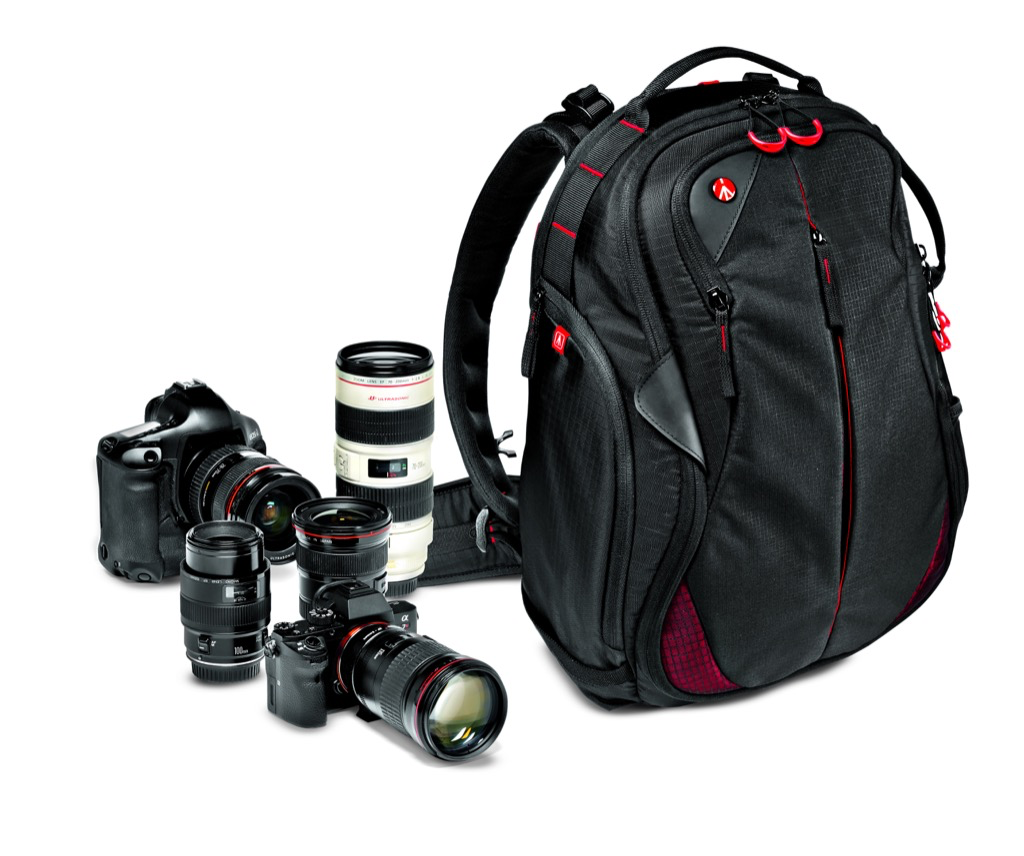 Manfrotto Pro Light Bumblebee camera bags