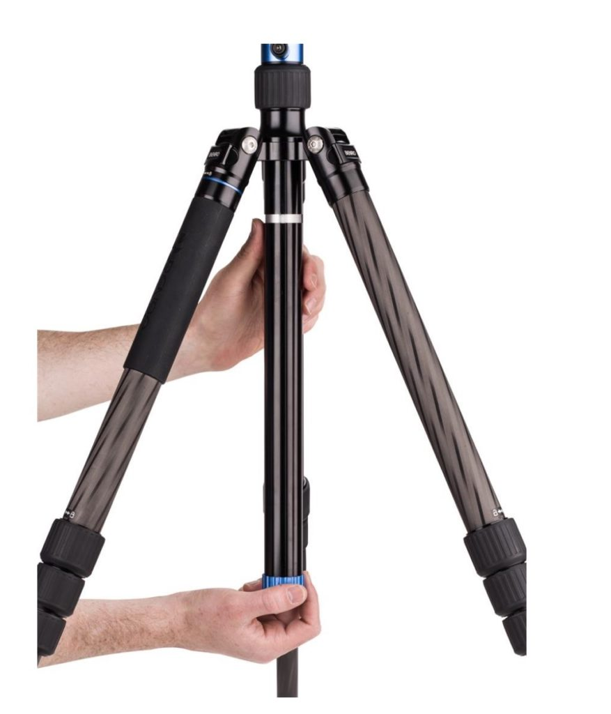 Benro Aero 7 video tripod
