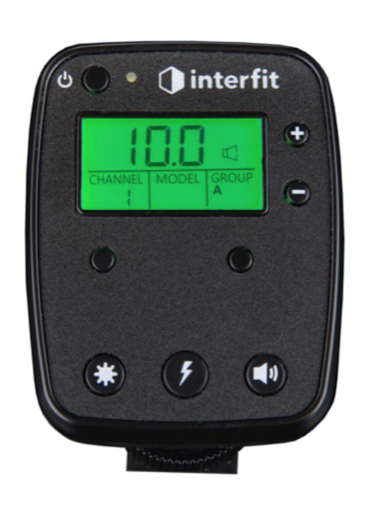 Interfit remote