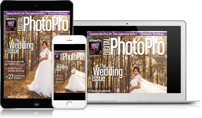 Subscribe to Digital Photo Pro Digital Edition