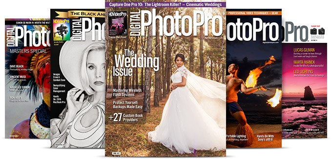 Subscribe to Ditital Photo Pro Magazine