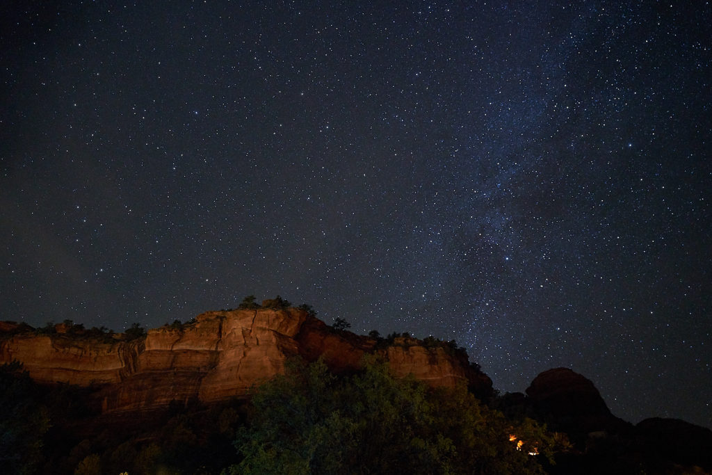 Astro Photography Sedona